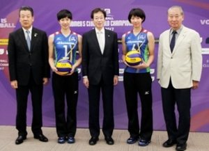 女子バレー世界クラブ選手権 久光製薬が開催国代表