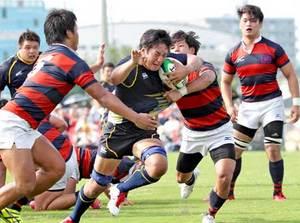 同大大勝、立命館競り勝つ 関西大学ラグビー、京産大は連敗
