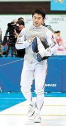 岩手国体 フェンシングの千田健太引退 地元への恩返し