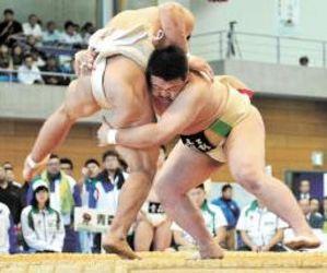 岩手国体 相撲少年団体 青森3年ぶり3位
