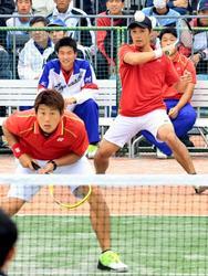 岩手国体 宮崎のソフトテニス成年男子