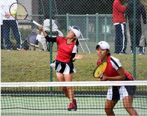 【速報】岩手国体 テニス少年女子の沖縄が決勝進出