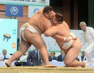 いわて国体 鳥取の西郷、相撲成年個人V