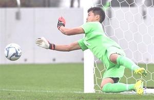 岩手国体 サッカー成年男子 決勝進出