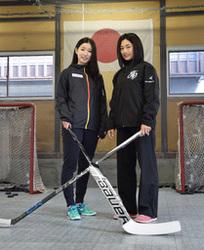 女子IHカナダのチームに入団 札幌出身の藤本さん
