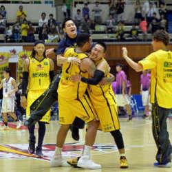 群馬白星飾る バスケB2リーグ、ホーム開幕戦