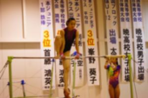 相好体操ク、宮川選手と合同練習 リオ五輪体操女子代表