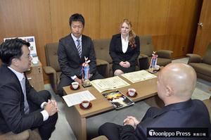 大島さん連覇、新岡さん準V 全東北空手