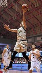琉球完敗、三河に69―89 バスケBリーグ