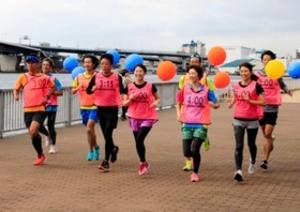 神戸マラソン ペースセッター23人が練習会