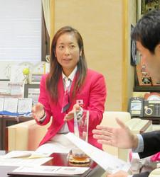 五輪セーリング5位・吉田 横須賀市からスポーツ特別賞