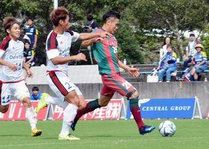 高知U、今治に3―1勝利 四国サッカーリーグ