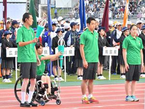 岩手国体 次は私たち 全国障害者スポーツ大会22日開幕
