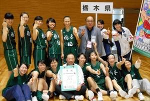 岩手国体 栃木勢、バスケ成年女子、ボクシング2階級で頂点