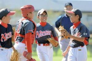 吉野ケ里少年野球 仁比山少年が初優勝
