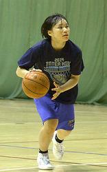 バスケのアジア女子選手権 佐藤(山形商高)U-18日本代表に