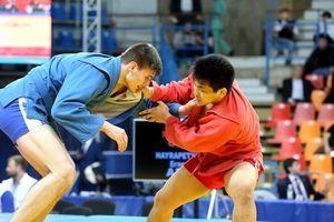 ロシア発祥の格闘技「サンボ」 田北さん(藍住出身)日本代表に