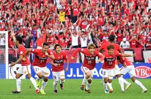 J1浦和、13年ぶりの歓喜 Jリーグ ルヴァン・カップ決勝