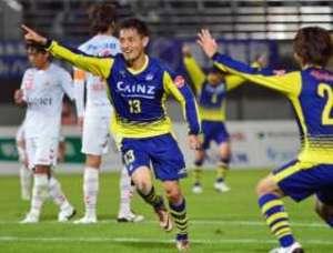 J2群馬 快勝、長崎に3-0