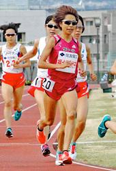 福士、リオ五輪後初戦4位 女子5000メートル