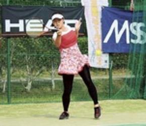 単予選、静岡県勢は初戦敗退 三ケ日国際女子テニス