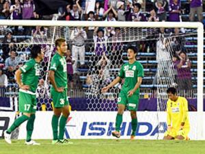 J2岐阜3連敗 京都に0―1