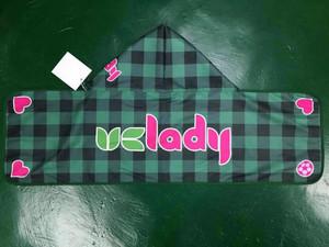 J2東京V 女性向け観戦券発売 緑のタオルマフラー付き