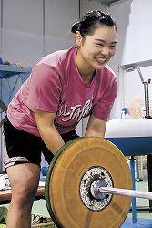 板倉(金沢学院高)が日本代表 ウエイトリフティング、来月アジアユース