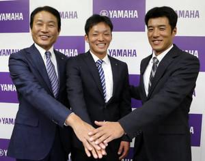 ドラフト 静岡県内4選手が指名受ける