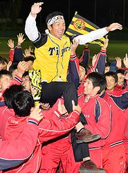 ドラフト 阪神2位の小野 「新人王取りたい」