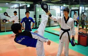 強豪テコンドー、京都復活を 23日、初の府選手権