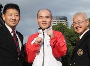 障害者空手パラ見据え世界大会へ 神戸の今在家選手