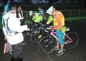 日本陸連が公認更新へコース計測 熊本城マラソン