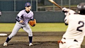 立命大、同大破りタイに 関西学生野球、Vは3回戦持ち越し
