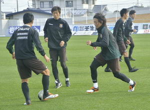 JFLヴァンラーレ八戸 23日ホンダFC戦
