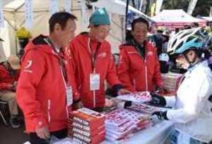 大会支えて25年 自転車ジャパンカップ・地元ボランティア