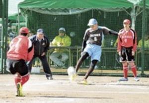 全国障害者スポーツ大会 フットベース静岡県連覇