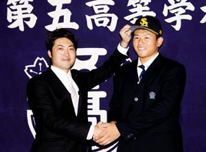 プロ野球ドラフト 大本(愛媛・帝京第五高)、ソフトB入団へ