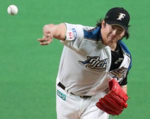 日本ハム メンディが窮地救う 日本シリーズ第5戦