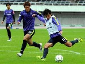J1広島の佐藤、惜別ゴール狙う 29日森崎浩の引退試合