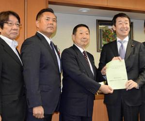 五輪ボート、彩湖開催を国に再要請 自民など埼玉県議連