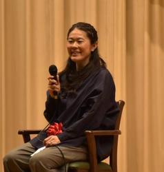 水戸三高創立90周年 澤穂希さん講演 「夢持ち、実現して」