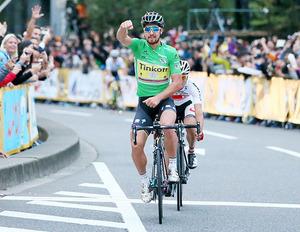 自転車さいたまクリテリウム サガン選手が初制覇