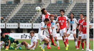 ここにきて今季初の連敗 J2札幌失速、熊本に0-2完敗
