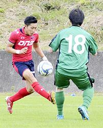 いわきFC大勝、負けなしの9連勝 福島県社会人リーグ