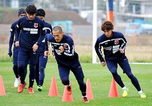 J1大宮、自力で年間4位確定を 3日FC東京戦