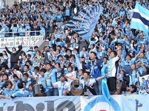 J1磐田 「来季は優勝争いを」 残留、ファン歓喜