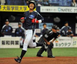 富士重、好機逃し敗退 社会人野球日本選手権
