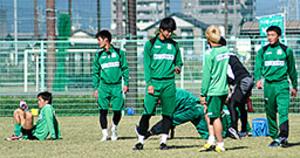 残留へ連勝のみ J2岐阜、6日ホームで横浜FC戦