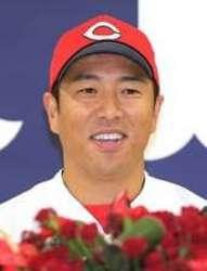 「出来過ぎの野球人生」 広島・黒田が引退会見